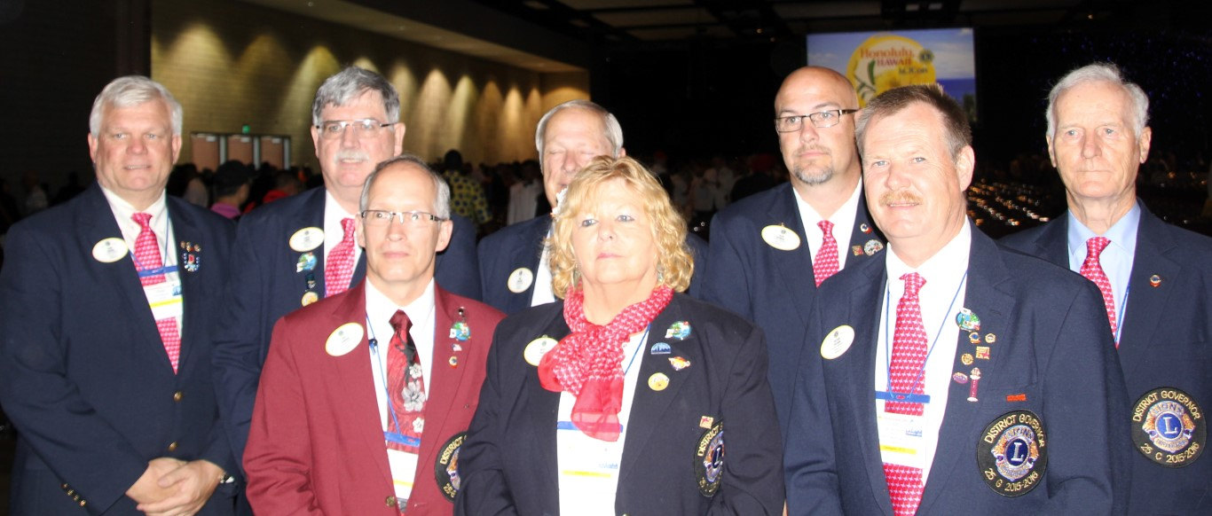 MD-25 Council of Governors, 2015-2016
